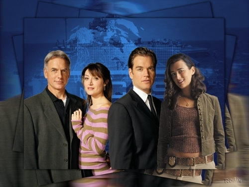 Kate/Gibbs,Tony/Ziva - ncis Wallpaper