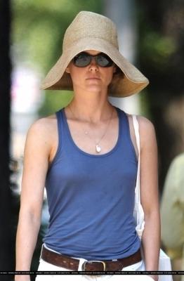 Keri goes for a walk in Brooklyn