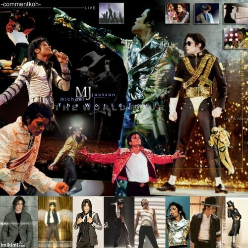 King of Pop & Family Members