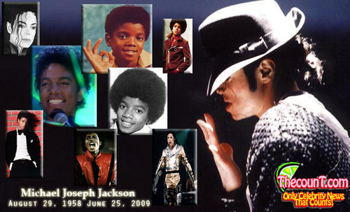 King of Pop & Family Members
