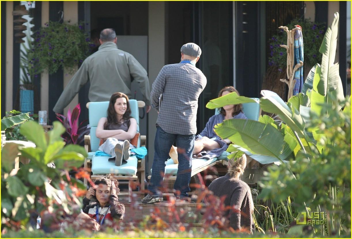Kristen Stewart eclipse filming