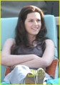 Kristen Stewart eclipse filming - twilight-series photo