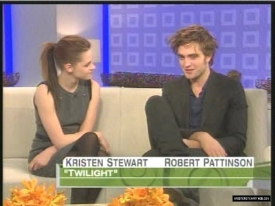 Kristen Stewart Today Show on Pattinson   Kristen Stewart Kristen And Robert On The Today Show