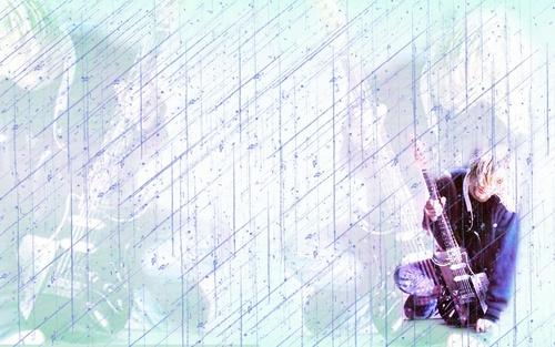 Kurt Cobain 壁紙
