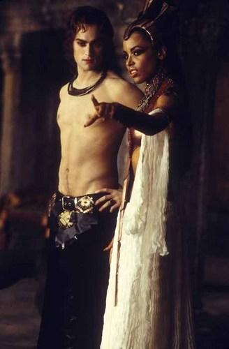 Lestat and Akasha