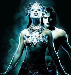 Lestat and Akasha