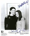 Signed Photo by Alexis & Lauren