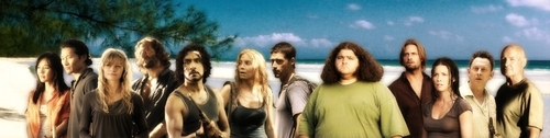 Lost Season 4 Cast Banner