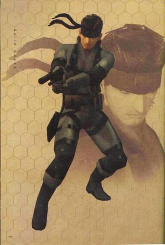 MGS2 - metal-gear-solid Photo