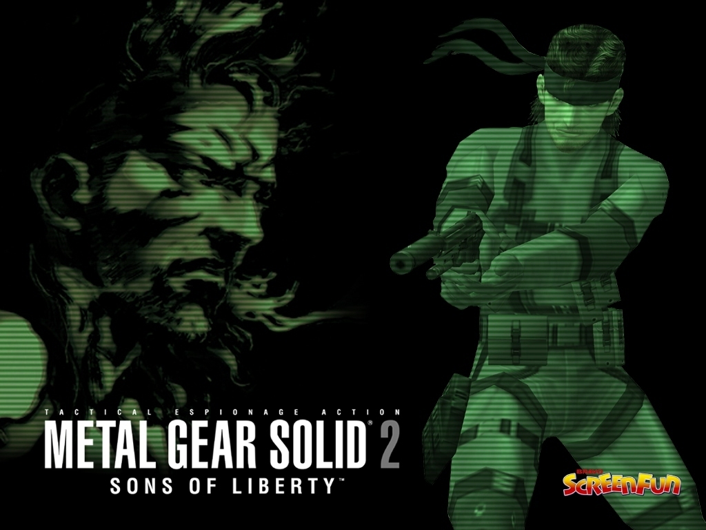 Metal Gear Solid Images MGS2 HD Wallpaper And Background Photos