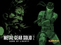 MGS2 - metal-gear-solid wallpaper