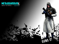 MGS4 - metal-gear-solid wallpaper