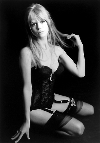 Marianne Faithfull - the-60s Photo