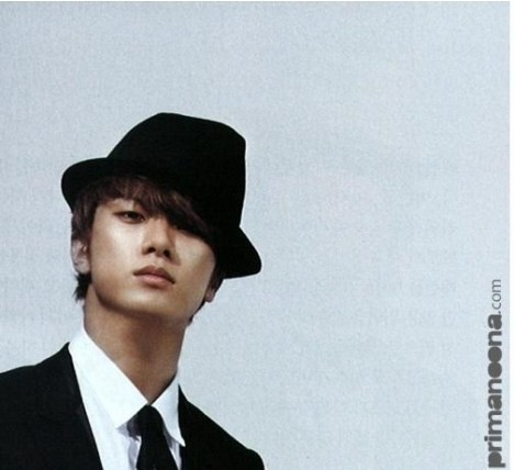 F.T. Island wallpaper containing a business suit entitled Marie Clarie PhotoShoot