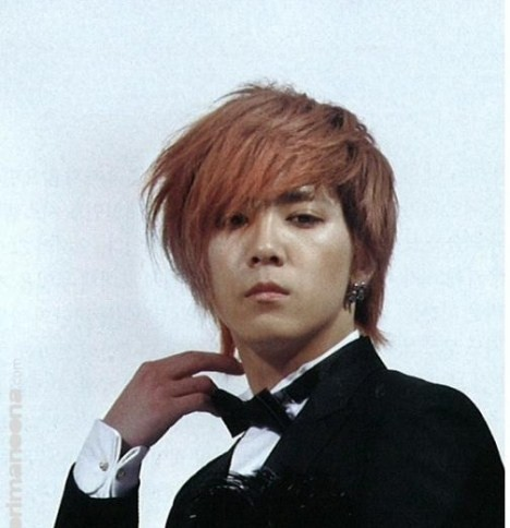 F.T. Island wallpaper possibly with a business suit, a well dressed person, and a portrait titled Marie Clarie PhotoShoot