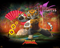 Master Tigress - tigress wallpaper