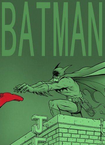 Matt Allison's バットマン