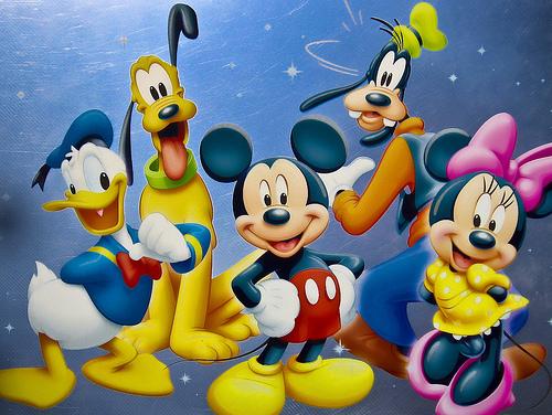 Mickey's Gang