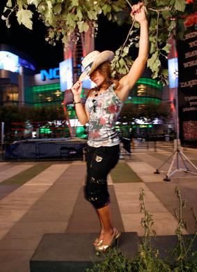 Mickie James wwe Divas Champion