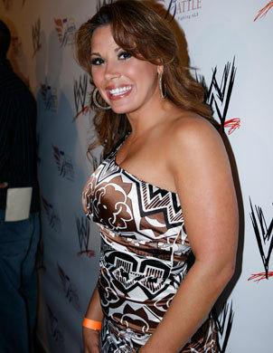 Mickie James WWE Divas Champion