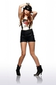 Miley Cyrus photoshoot - ashlee-simpson-vs-miley-cyrus photo