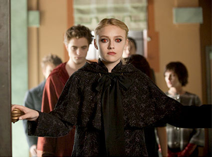 plus images of the Volturi
