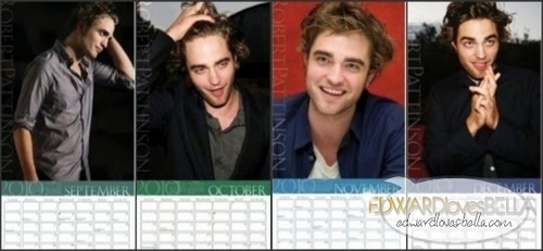 More of the 2010 Rob's Wall Calendar