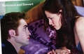 NEW EDWARD AND BELLA PIC!!! *_* - twilight-series photo