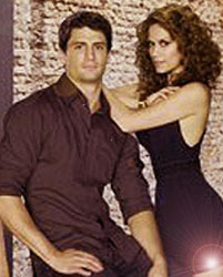 Naley- Season 7 Promotional poster