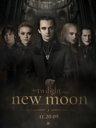 New Moon Volturi Poster (Fanmade!)
