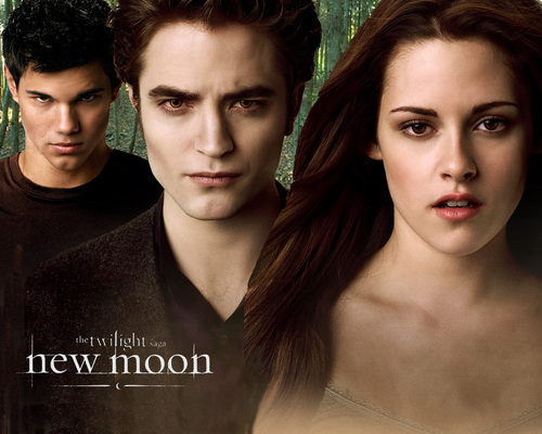 filme lua nova wallpaper containing a portrait entitled New Moon