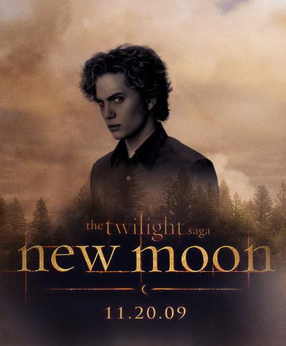 Siri-siri Twilight kertas dinding probably containing a konsert called New Moon