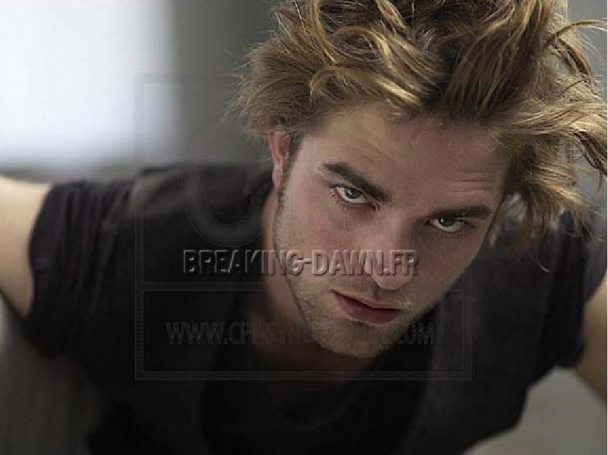 New Photoshoot Robert Pattinson