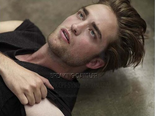 New Photoshoot Robert Pattinson
