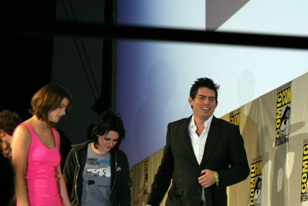 New Pics of The Twilight Cast in Comic-Con