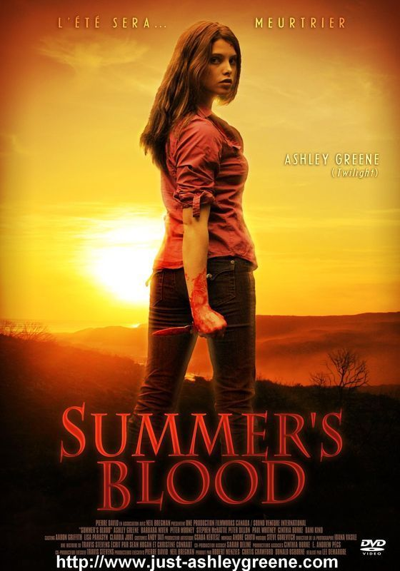 New Summer's Blood Promotional Posters and Stills!