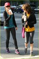 Nikki Reed & Elizabeth Reaser: Protein Shake Pretty - twilight-series photo