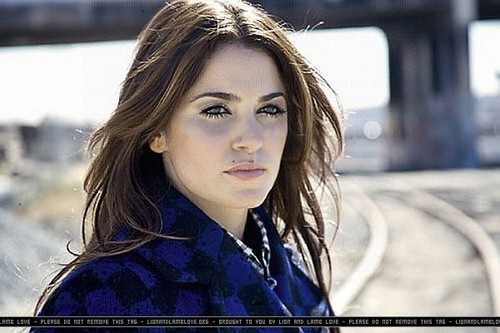 Nikki Reed wallpaper with a portrait entitled Nikki Reed