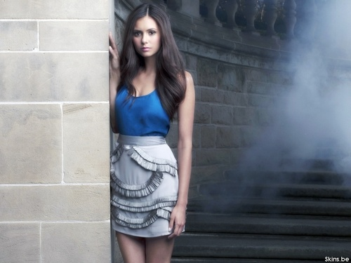 Nina Dobrev wallpaper entitled Nina Dobrev wallpaper