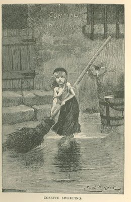 Les Miserables wolpeyper entitled Novel Illustrations