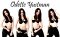 Odette Yustman Widescreen Wallpaper - odette-yustman wallpaper