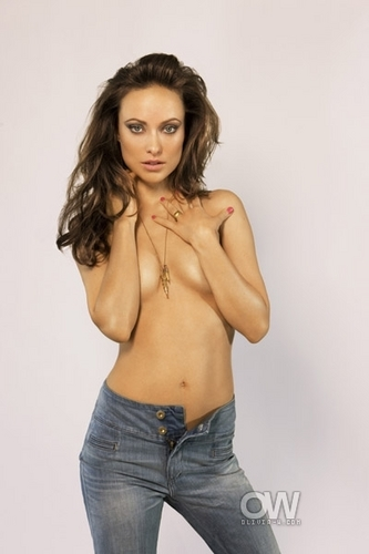 Olivia Wilde in the Amanda De Cadenet Maxim Magazine Photoshoot 2009