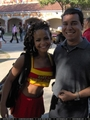 On the Set of 'Bring It On Fight To The Finish