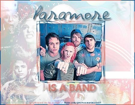 paramore fondo de pantalla possibly with a newspaper and anime titled paramore
