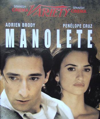 Penelope at Manolete