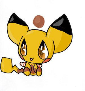 Pikachu Chao