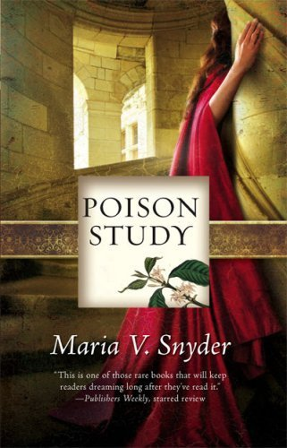 Poison Study cover 2