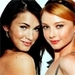 R&L - rose-hathaway-and-lissa-dragomir icon