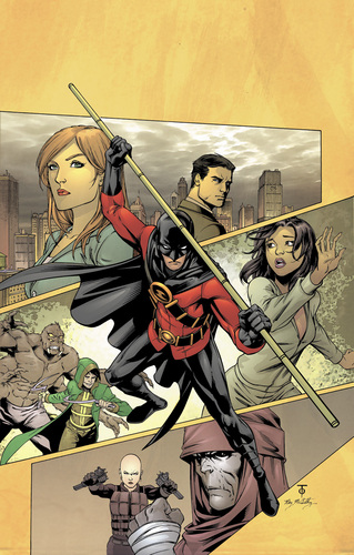 Red Robin #7