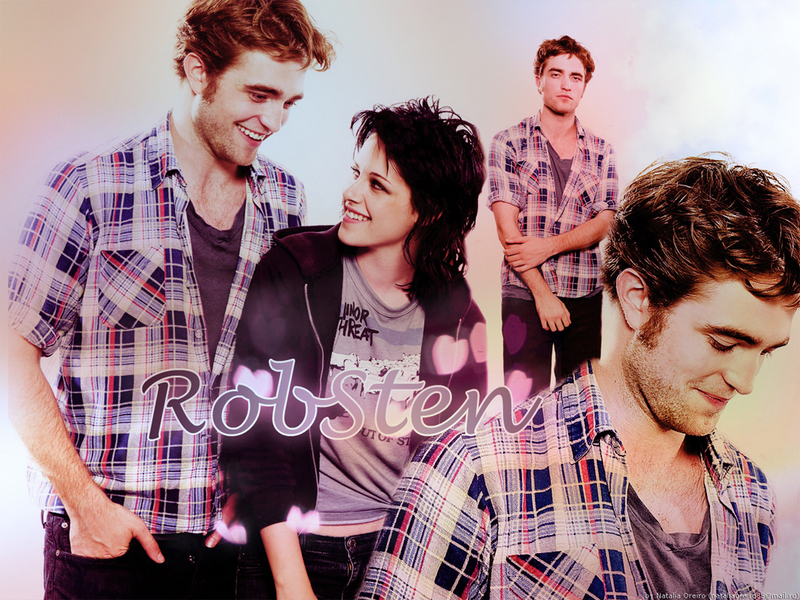 Kristen Stewart And Robert Pattinson Wallpaper. Rob amp; Kristen Wallpaper